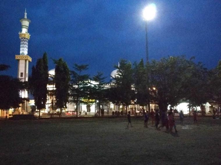 Ramadhan di Alun-alun Brebes
