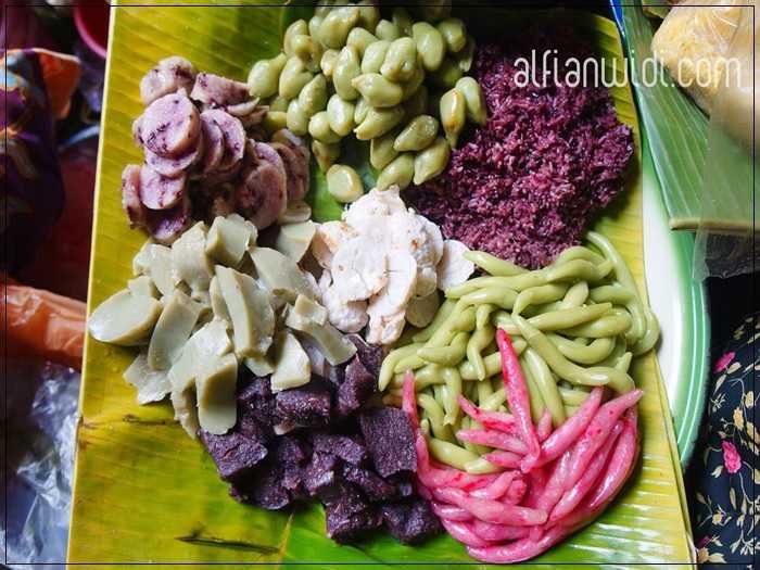 Keludan dan Lempok, Takjil Favorit di Lombok