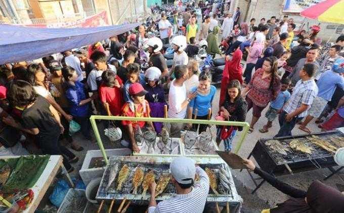 Berburu Makanan Berbuka Puasa di Batam, dari Seafood hingga Lakse