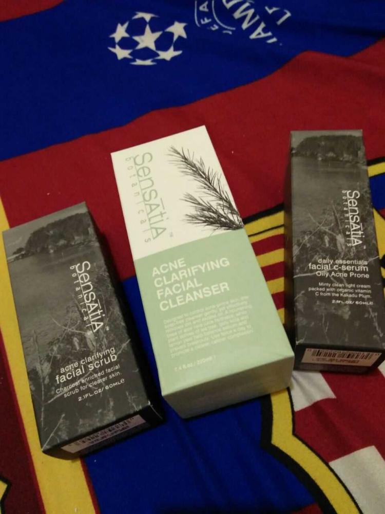 """Mengulas Produk, Sensatia Botanicals, """"a Natural Skincare"""" dari Bali, Indonesia"""