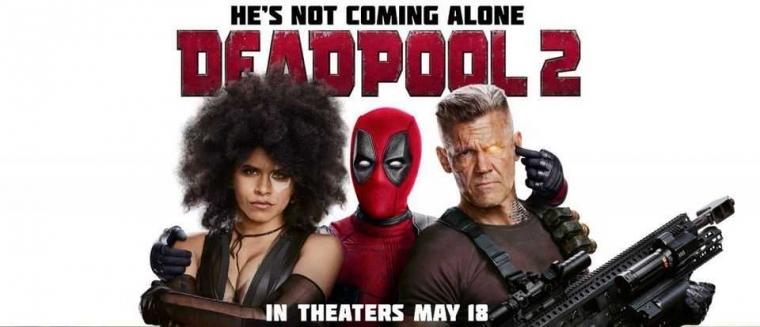 "Review Film ""Deadpool 2"""