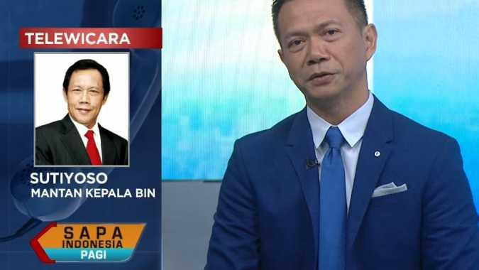 Sutiyoso Menyerukan Indonesia Perang Melawan Teroris