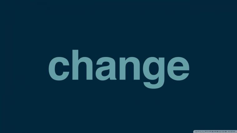 Yang Tidak Berubah Adalah Perubahan Itu Sendiri