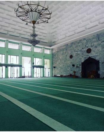Tiga Masjid Persinggahan Usai Berburu Takjil Di Wilayah