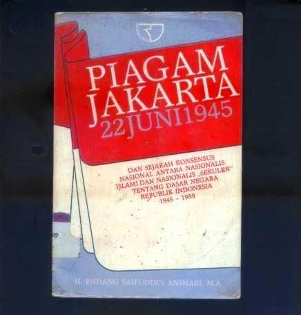 Api dalam Sekam Itu Bernama Piagam Jakarta