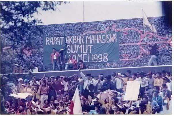 Dua Dekade Berlalu, Reformasi Masih Payah Dilamun Ombak, Tak Tercapai Tanah Bertepi