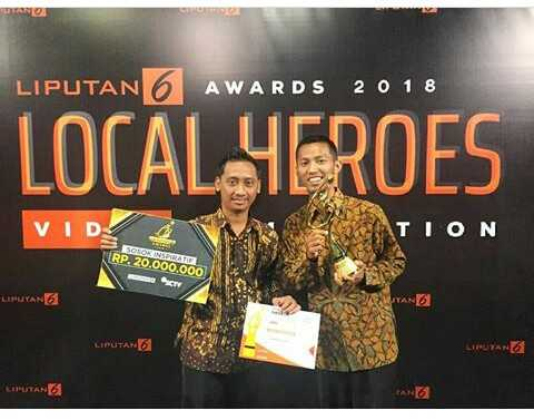Siswaku Jawara Liputan 6 Award