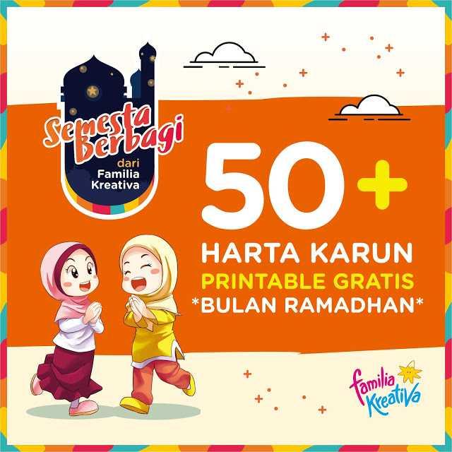 photograph about Printable Photos named Harta Karun 50+ Printable Gratis Halaman all -
