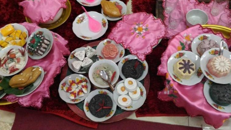 Makan Bedulang ala Belitung