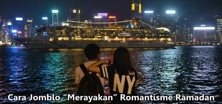 """Cara Jomlo """"Merayakan"""" Romantisme Ramadan"""
