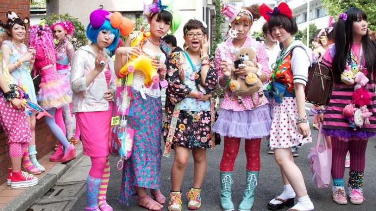 """""""Harajuku Style"""", Dunia Anak Muda Jepang dan Viral di Seluruh Dunia"""