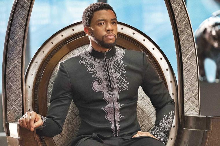 Tren Lebaran Tahun ini, Baju Koko Black Panther