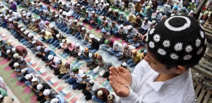 Aktivitas Menyambut Idulfitri
