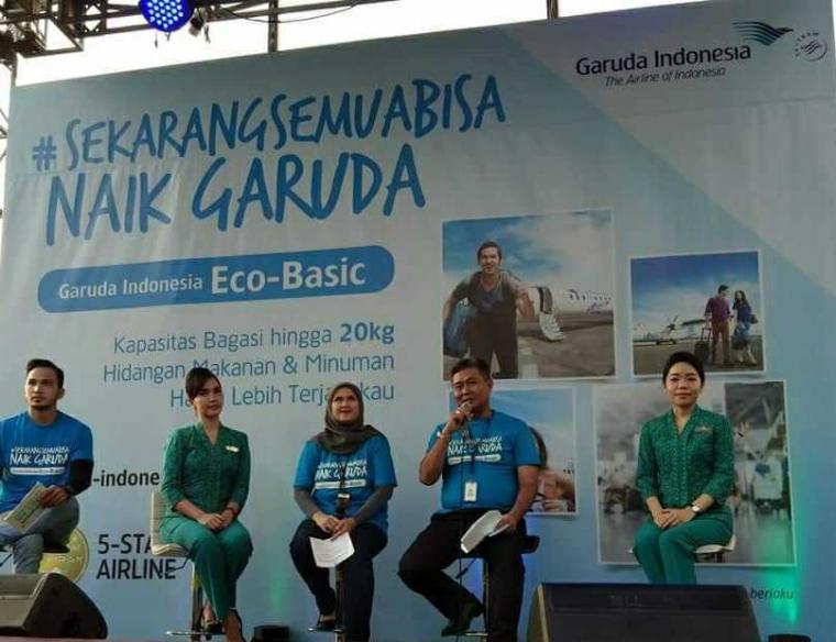 """Semua Bisa Naik Garuda, Akankah Maskapai ini Menjadi """"Low Cost Carrier""""?"""