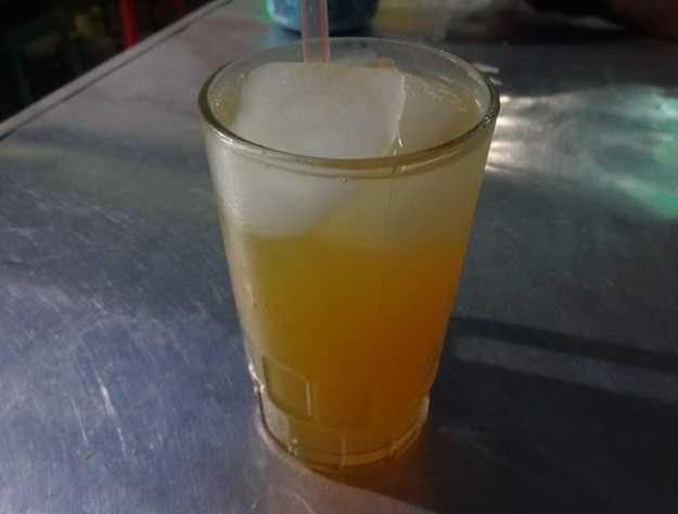 Terciduk! Minuman Jeruk Dingin Menjadi Aktor Pembatal Puasa