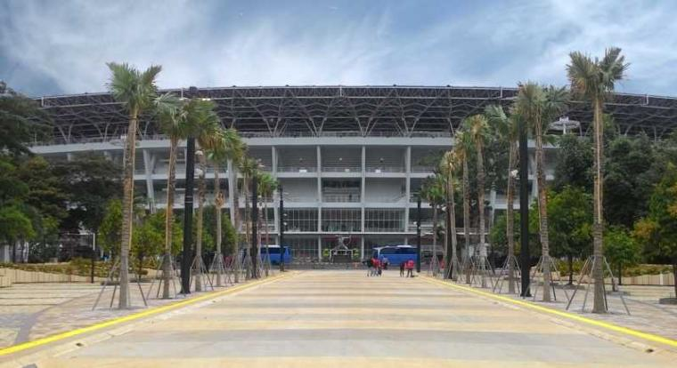 Mengenal Venue Asian Games 2018