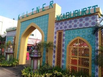 Berburu Kuliner Di Festival Kuliner Ngabuburit La Piazza Kelapa
