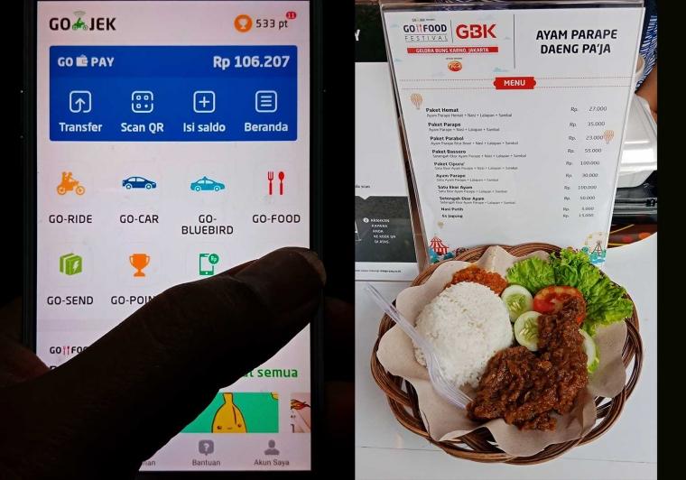 GO-FOOD Datang, UMKM Senang, Kuliner Tradisional pun Terhidang