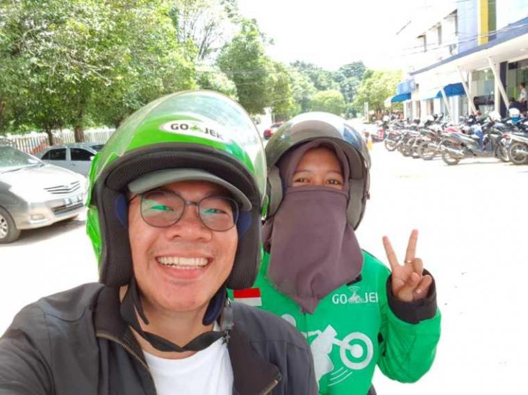 Go-Food Festival Palembang, Bukan Hanya Rasa Enak Saja