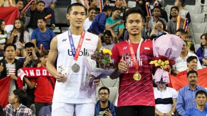 "Pujian Lee Chong Wei dan ""Jalan"" Ginting-Jonatan Menuju Pemain Top Dunia"
