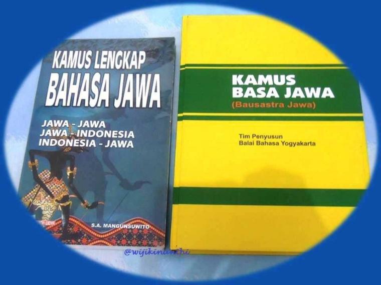 Memperdalam Bahasa Jawa Melalui Kamus Bausastra
