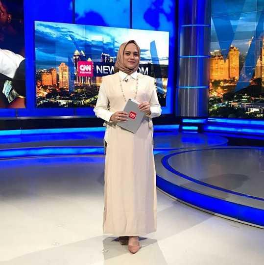 Eva Julianti (News Anchor CNN): Saya Kaget Banget Diizinkan Pakai Hijab...