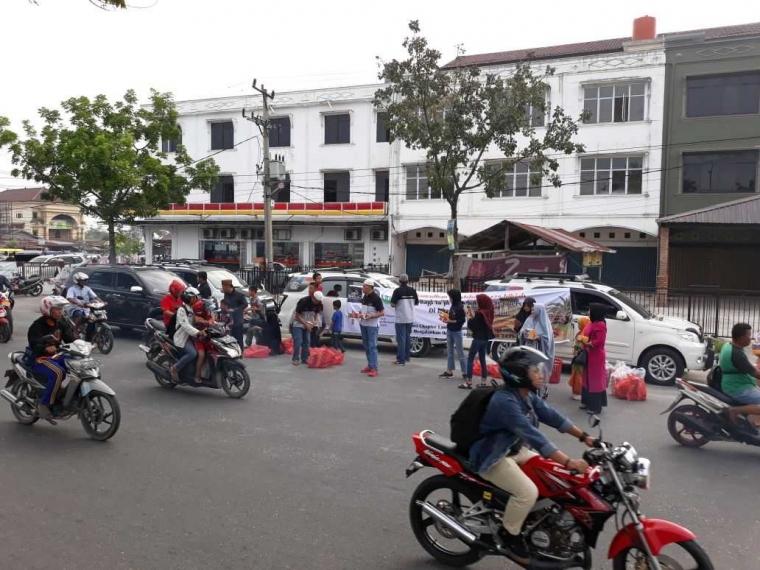 Donatur Teruci Chaplaku Ramadan Roadshow 1439H