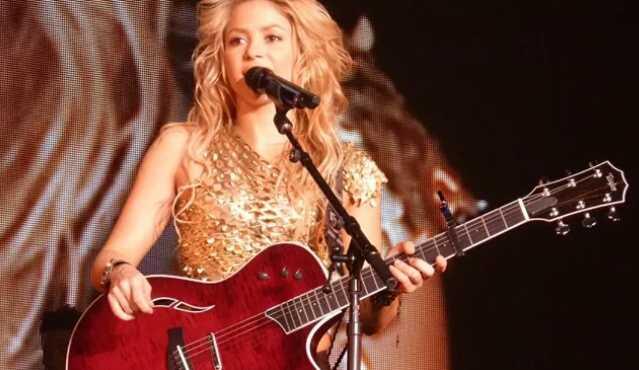 Ketika Shakira Menolak Konser di Israel