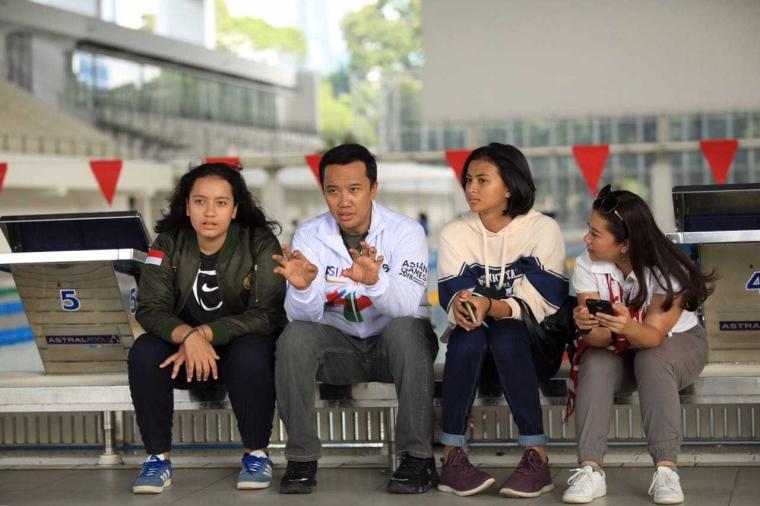 Mengintip Venue Pelatnas Asian Games 2018 bersama Menpora Iman Nahrawi