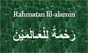 Image result for Rahmatan lil'alamin