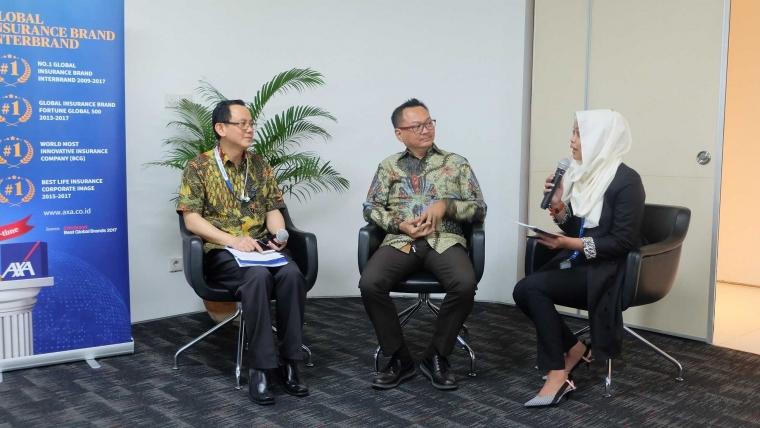 AXA Financial Indonesia Ajak Masyarakat #RencanakanLebih dengan Asuransi Syariah