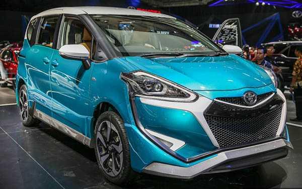 Toyota Sienta Baru Akan Diluncurkan, Indonesia masih Pikir-Pikir