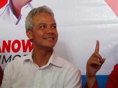 Ganjar Pranowo Jawa Tengah Impikan Bandara di Blora Bisa Menampung Pesawat Besar