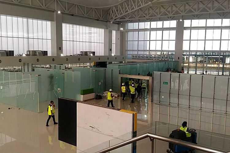 Kini Semarang Memiliki Bandara Baru yang Nyaman dan Megah