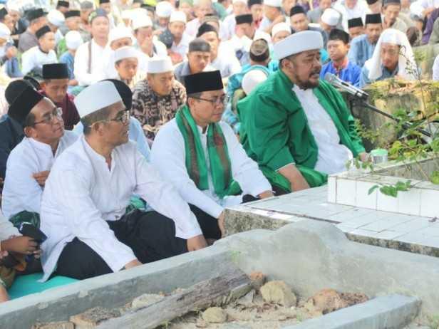 Doa Habib Yahya untuk Cawagub Ahmad Jajuli