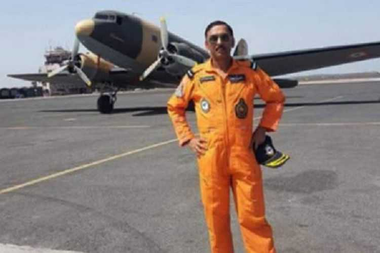 Pilot AU Jatuhkan Pesawat di Lahan Kosong Agar Tak Menghatam Desa