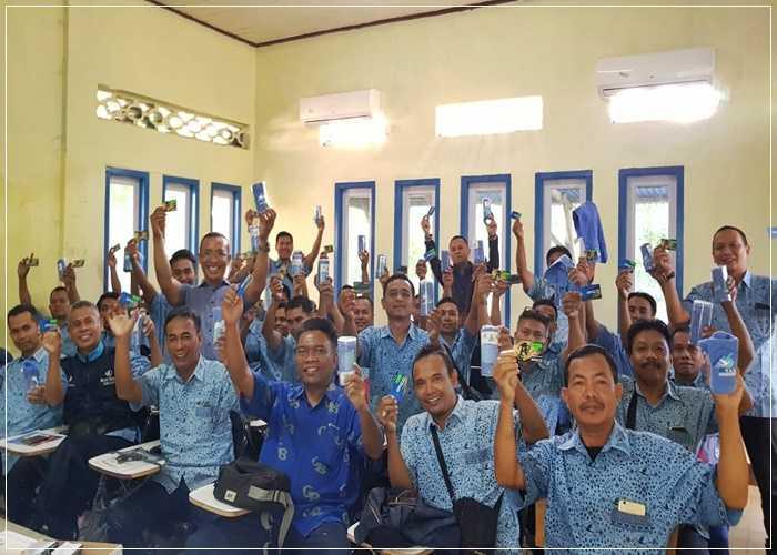 Hadir Bersama Brizzi, Layanan Lombok Taksi Makin Digital