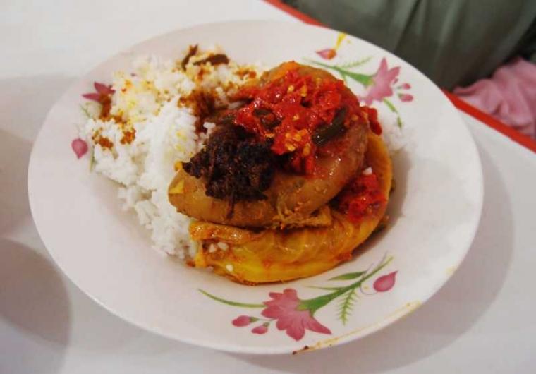 Kuliner Bukittinggi, dari Tambusu, Dadih hingga Gulai Itiak