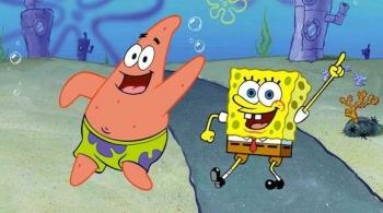 83 Gambar Animasi Keren Spongebob Kekinian