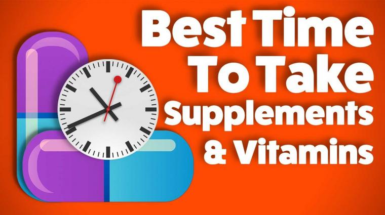 Kapan Waktu Terbaik untuk Minum Vitamin?