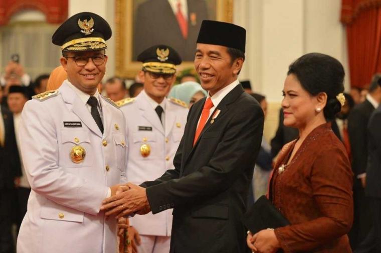 Berani Segel Pulau Reklamasi, Anies Baswedan Bisa Kalahkan Jokowi di Pilpres 2019