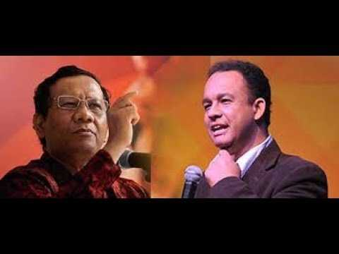 Jokowi atau Mahfud MD Vs Prabowo atau Anies Baswedan?