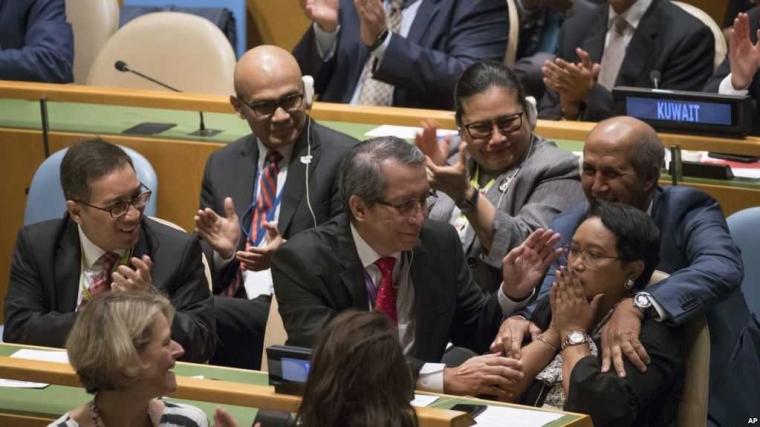 Alhamdulillah, Indonesia Kembali Menjadi Anggota Tidak Tetap DK PBB