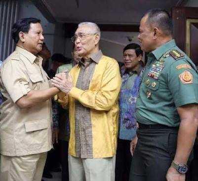 Momentum Gatot Nurmantyo Sudah Lewat di Pilpres 2019?