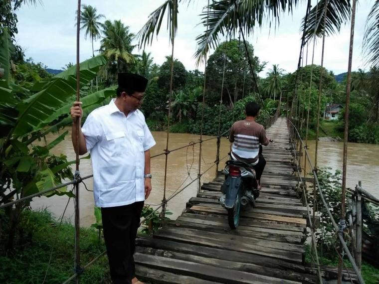 Usung Program Nyata, Jajuli Dikagumi Warga Lampung