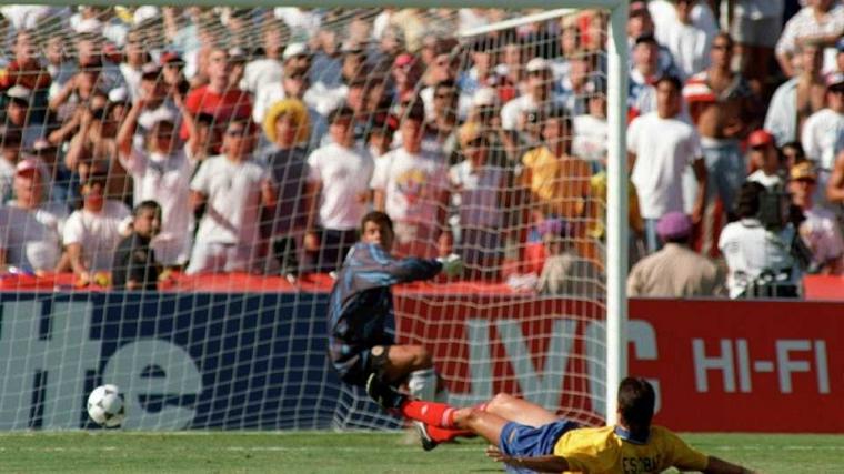 Piala Dunia 1994, Escobar Hanya Berusaha namun Mafia yang Menentukan