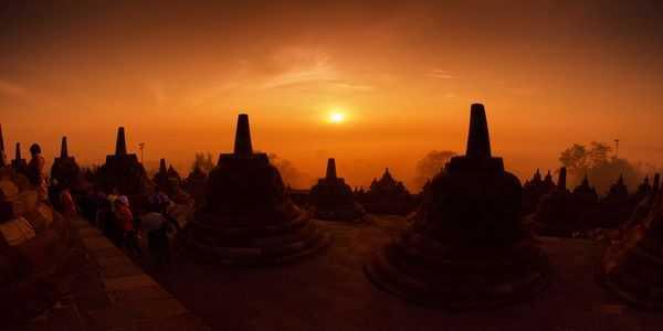 Tiket Borobudur dan Prambanan Terbaru