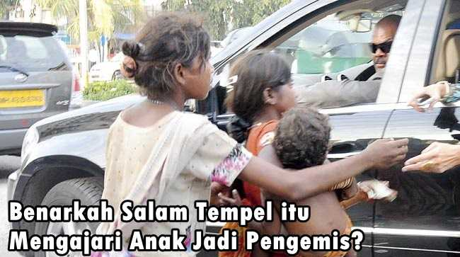 Benarkah Anak Jadi Bermental Pengemis karena Salam Tempel?