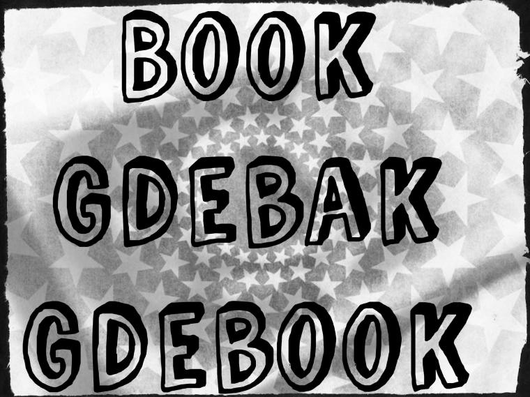 Seorang Anak dan Tumpukan Buku