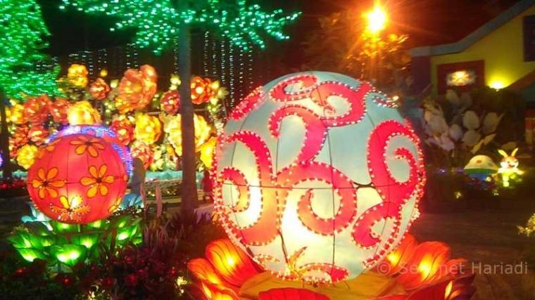 Menikmati Malam Ramadan bareng Keluarga Asix di Malang Night Paradise